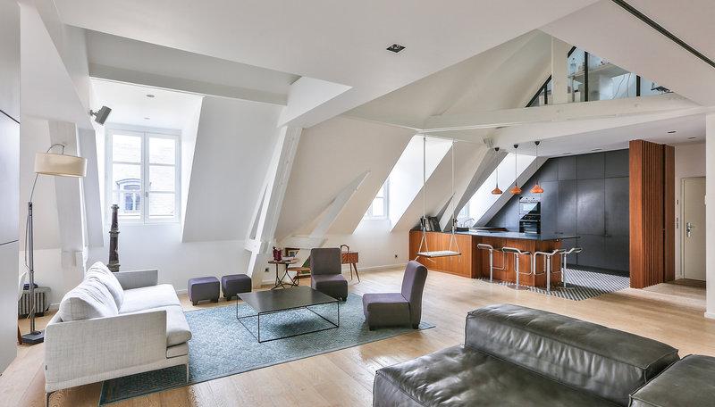 L'élégant appartement de Manuel