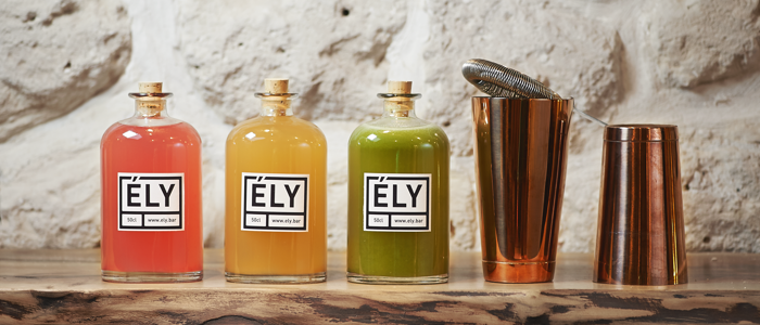 Les Cocktails d'Ély