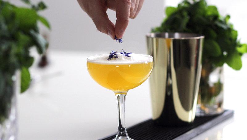 Atelier de création de cocktails parisien