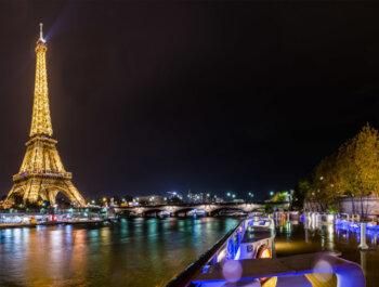 Louer des bateaux à Paris