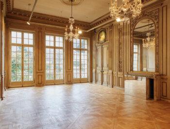 Louer un hôtel particulier à Paris