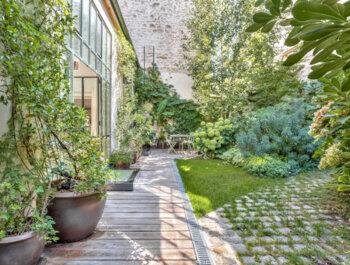 Louer un jardin à Paris