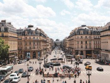 Nos lieux à Madeleine - Opéra