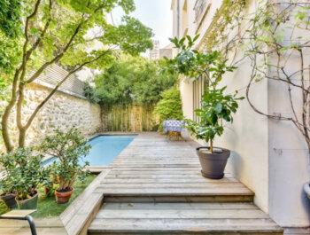 Louer une maison à Paris