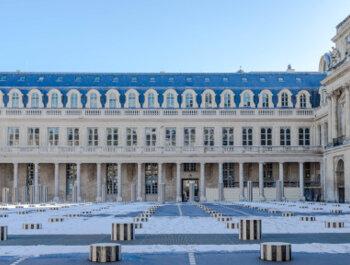 Nos lieux au Palais-Royal Louvre