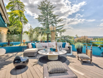 Louer un penthouse à Paris