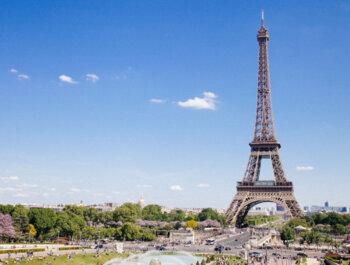 Nos lieux avec vue Tour Eiffel