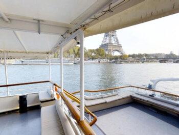 Louer un Yacht à Paris