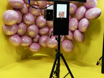 Le photobooth Circulaire