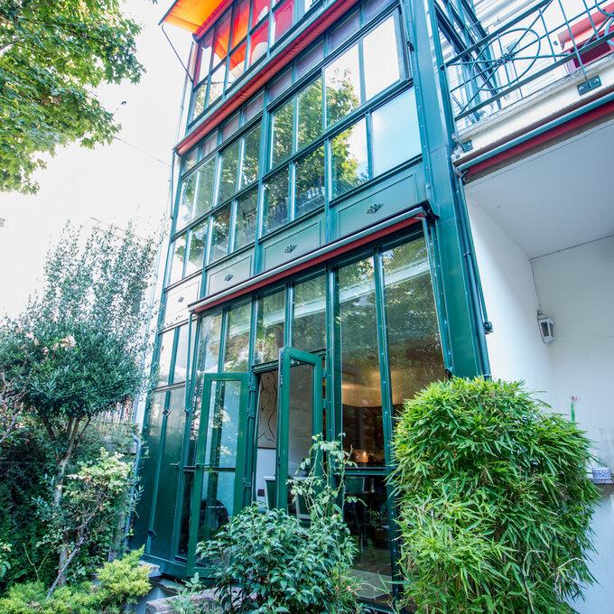 L'appartement avec jardin d'Edouard