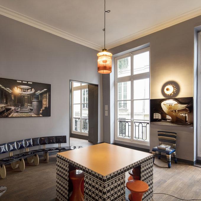 L'élégant appartement d'Aurélie