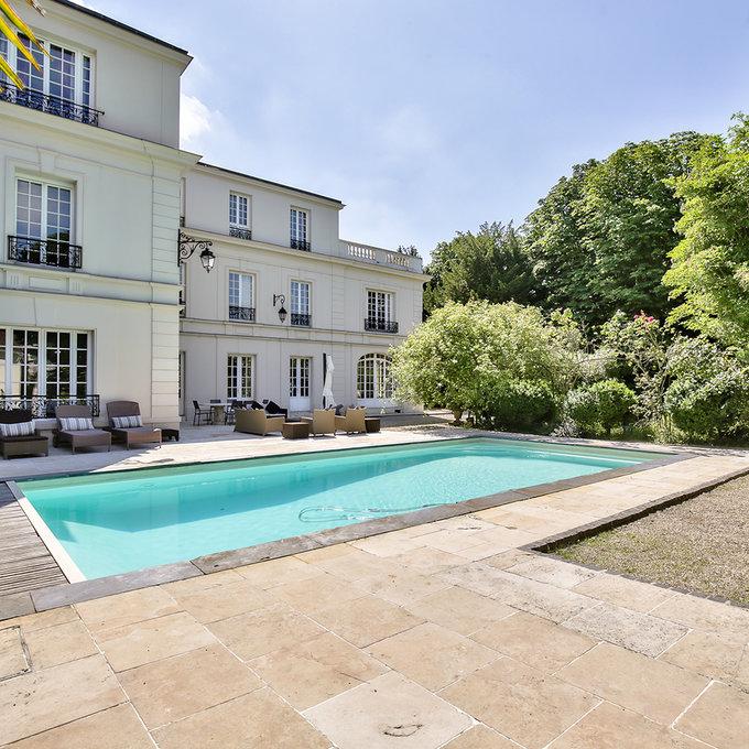 La Villa avec piscine de Patricia