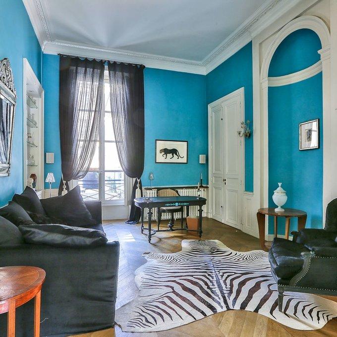 L'appartement avec jardin d'Elisabeth