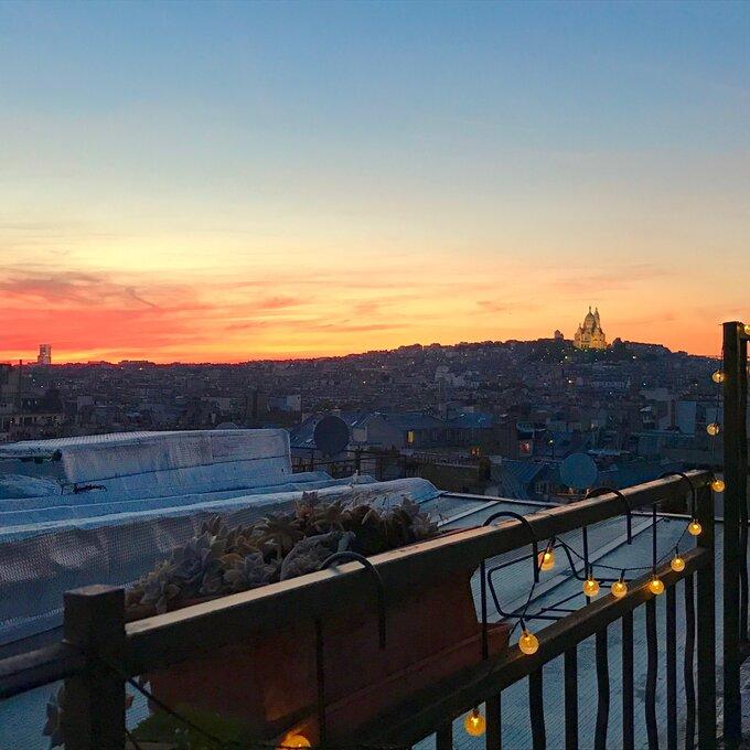 Le rooftop de Diane