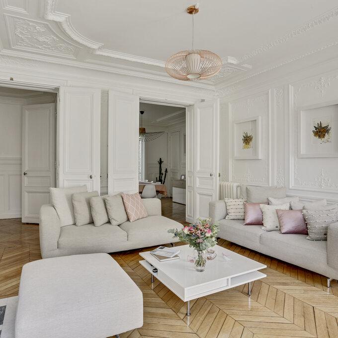 L'appartement Rivoli