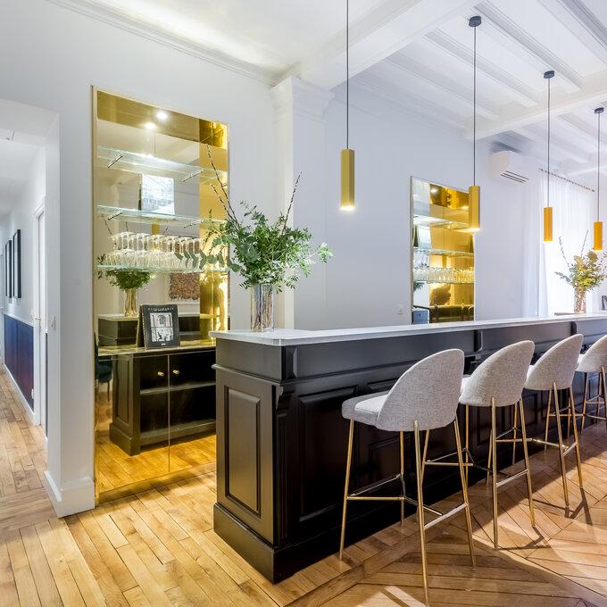 L'exceptionnel appartement de Jean-Louis