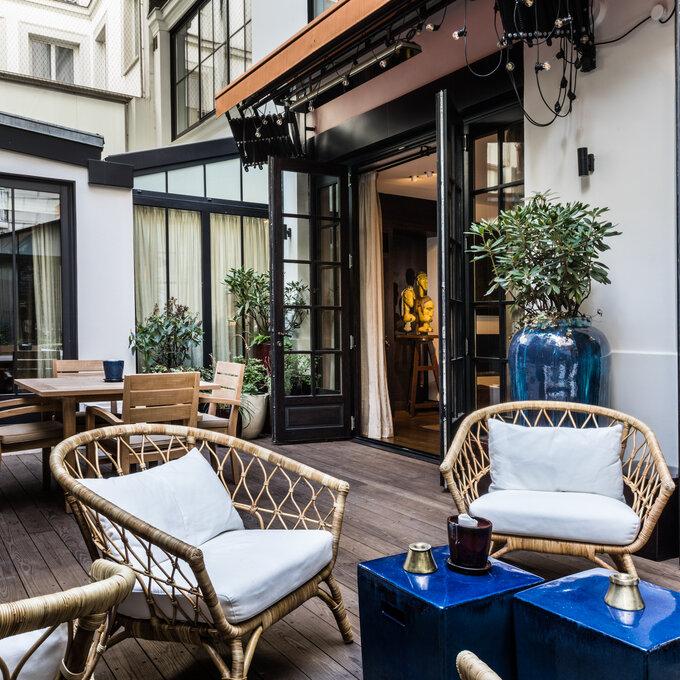 La maison singulière de Paris