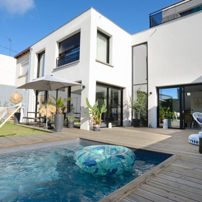 La maison avec piscine de Cyril