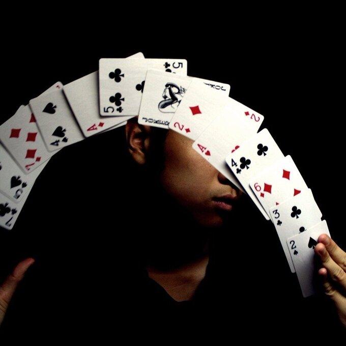 Un magicien mentaliste