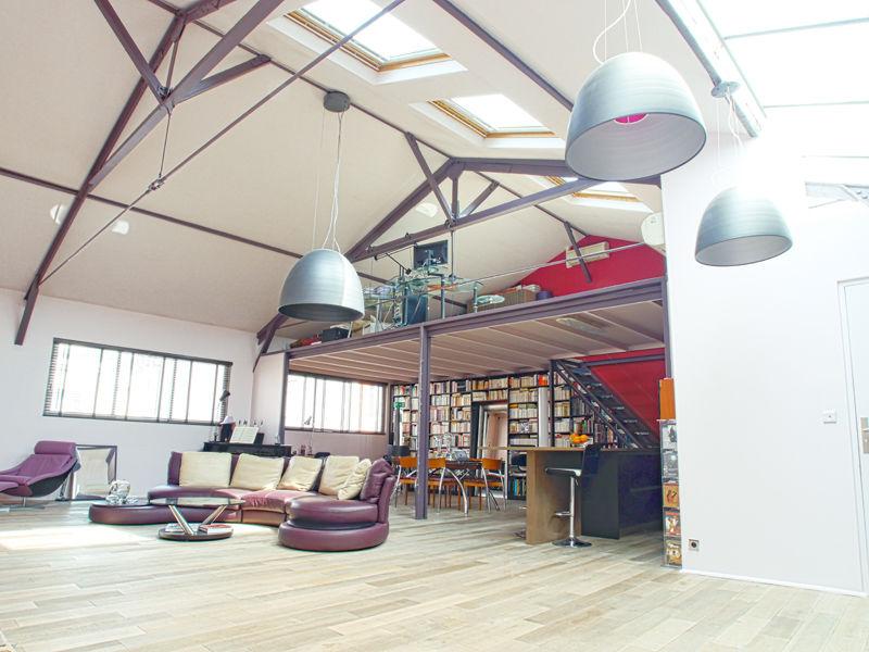 organiser un v nement dans le loft d 39 arnaud et xavier. Black Bedroom Furniture Sets. Home Design Ideas