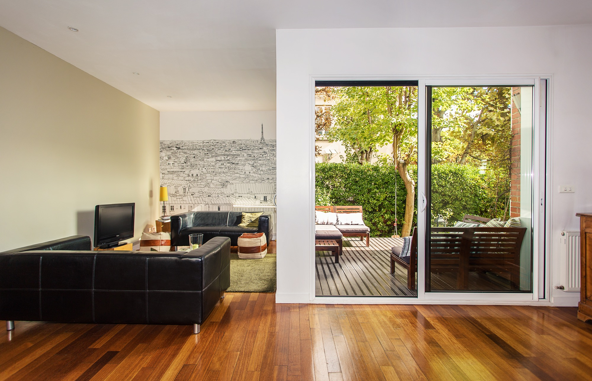 organiser un v nement dans la maison avec jardin de laurence. Black Bedroom Furniture Sets. Home Design Ideas